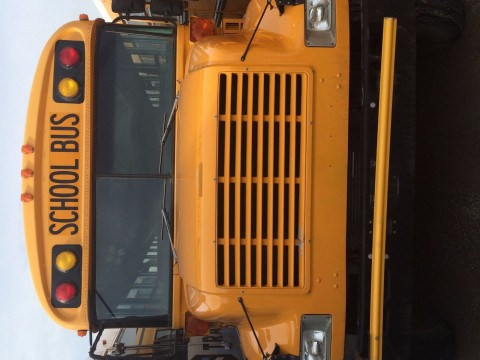 2001 Blue Bird School Bus for sale