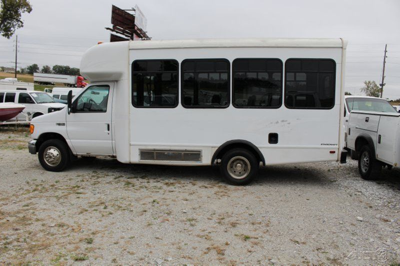 2016 ford f 450 shuttle bus