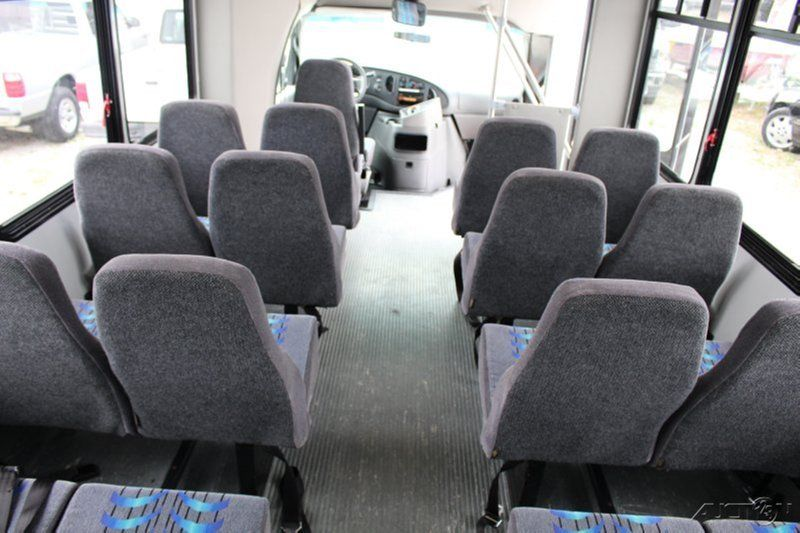 2003 Ford E 450 Shuttle Bus Limo 20 Passenger Transit For Sale