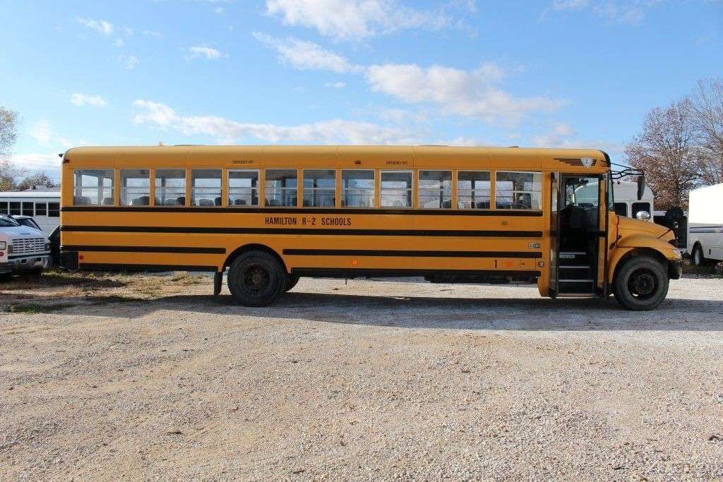 Blue Bird Bus >> 2005 International CE200 School Bus for sale