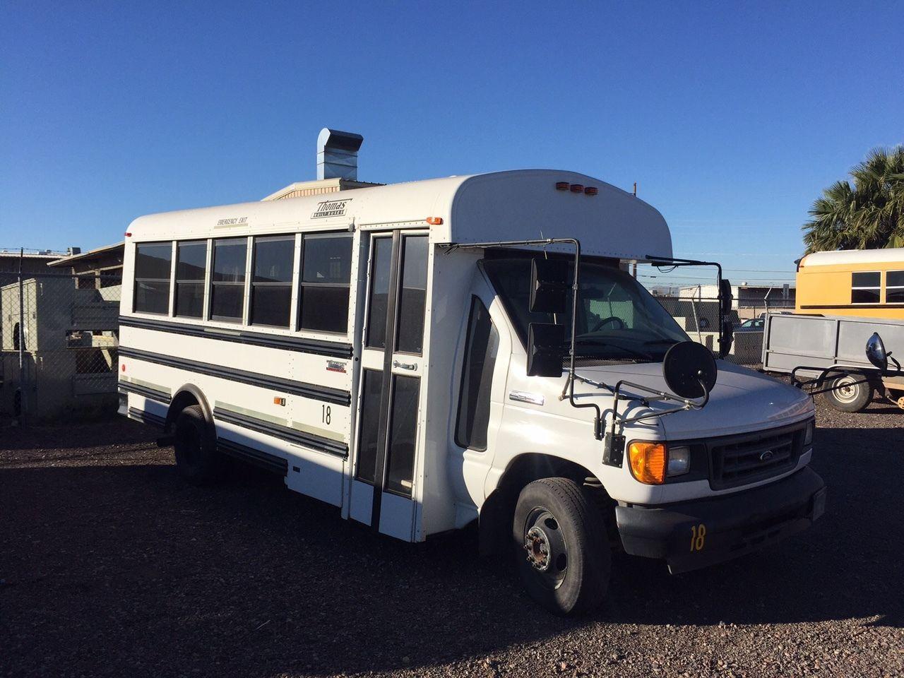 Fordthomas Minotour Activityschool Arizona Bus For Sale