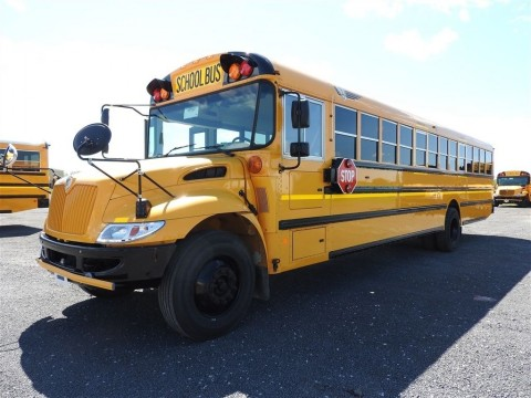 2012 IC CE 77 Passenger Bus for sale
