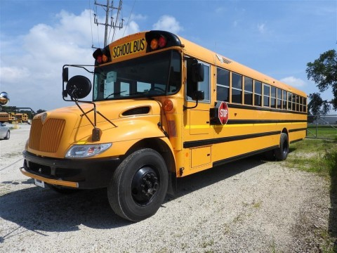 2012 IC CE 77 Passenger Used Bus for sale