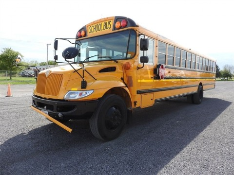 2013 IC CE 77 Passenger Bus for sale