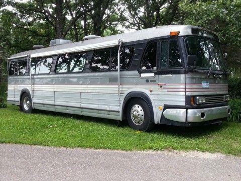1964 GMC 4106 Motorcoach Motorhome for sale