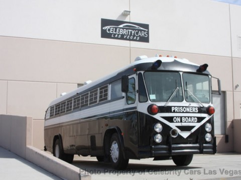 1975 Crown Coach A 855 11 Security/prison Coach Prison Bus for sale