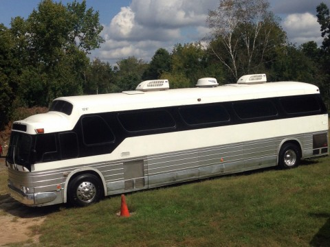 "1980 GMC Motorcoach Bus Conversion ""Buffalo"" for sale"