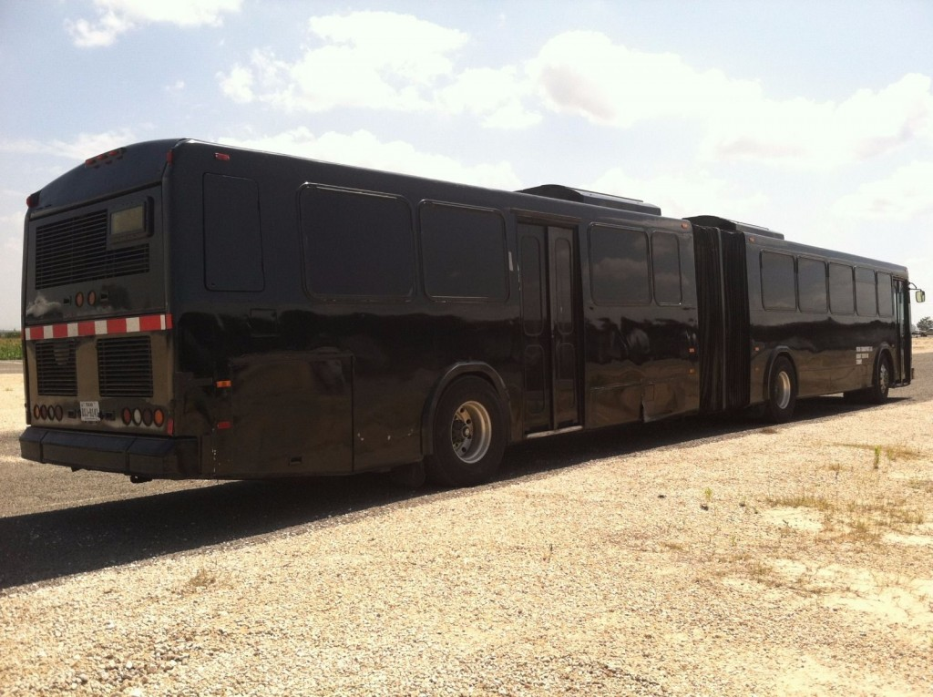 1999 Neoplan 60 Foot Articulated Party Bus For Sale