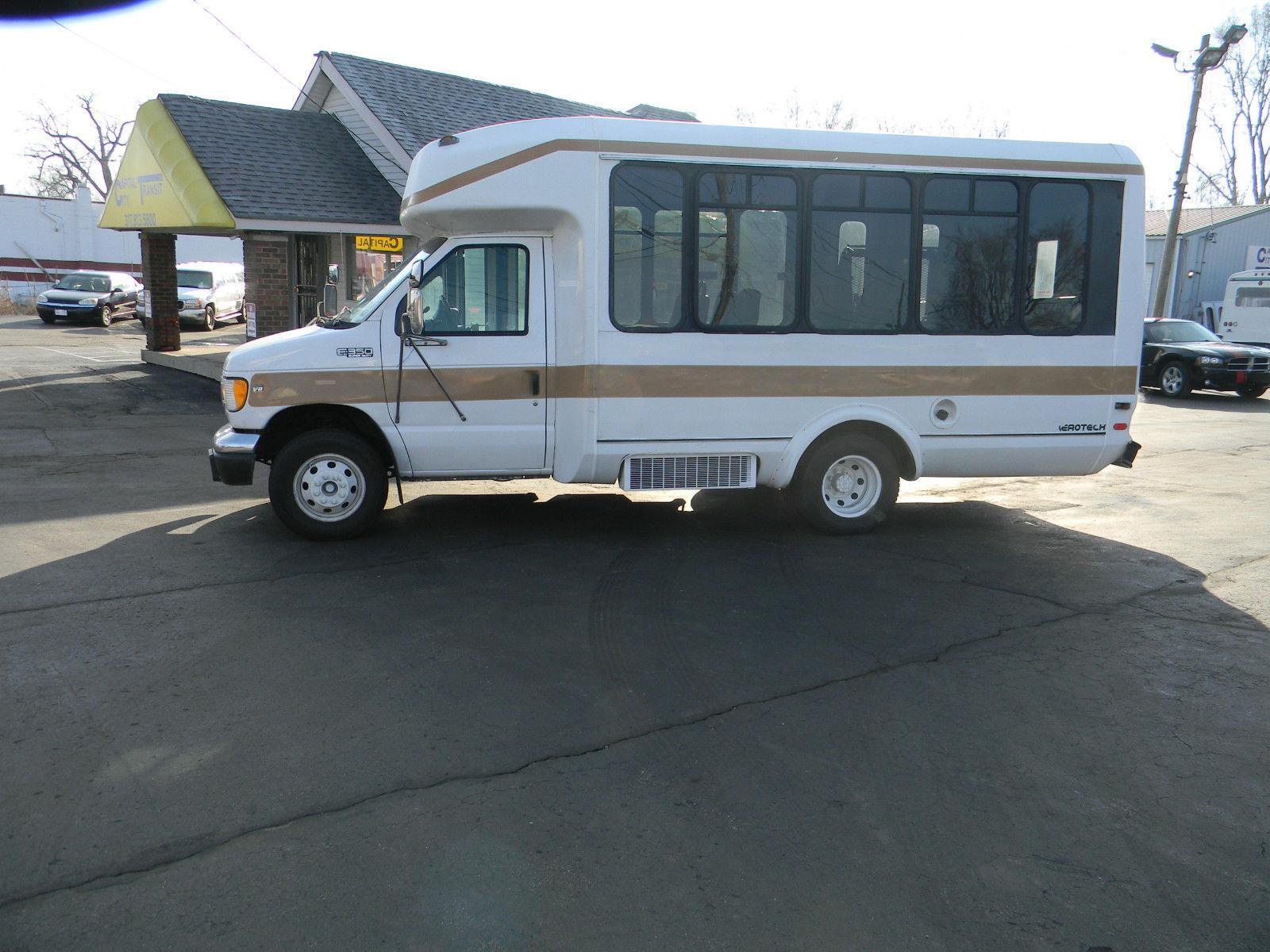F550 For Sale >> 2000 Ford E350 Eldorado Wheelchair bus for sale
