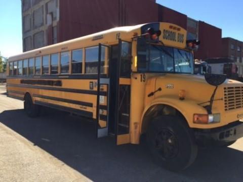2001 Thomas School Bus for sale