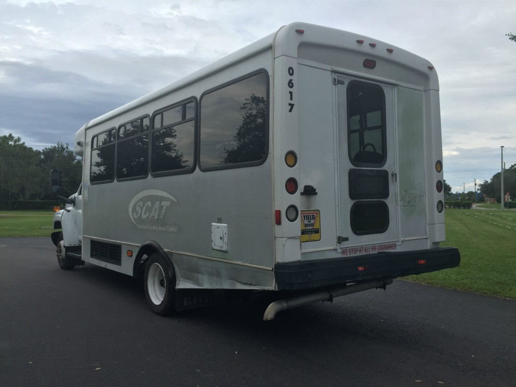 All Chevy chevy c4500 : 2006 Chevy C4500 Shuttle Bus Duramax Diesel!!! for sale