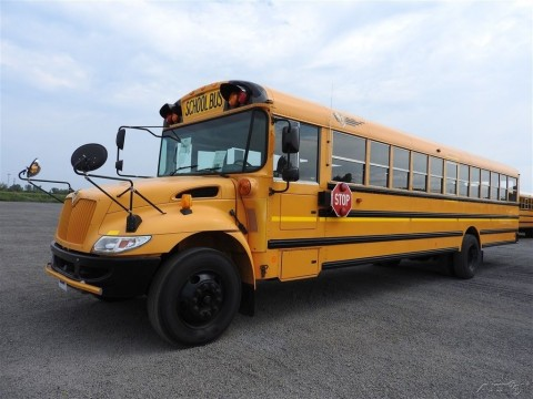 2011 IC CE 72 Passenger DT466 Engine Used Bus for sale