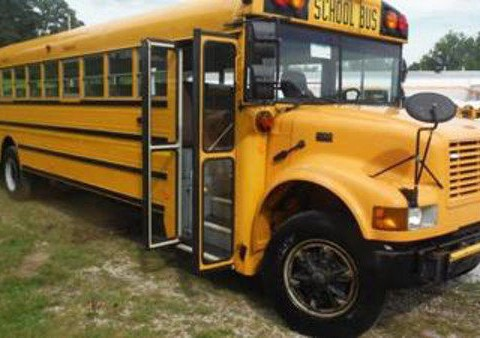 2001 International School Bus for sale