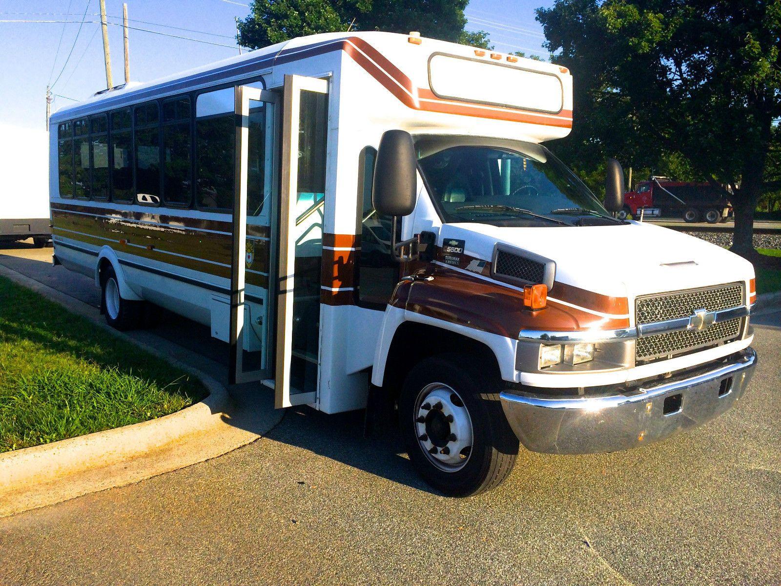 Chevy Eldorado Shuttle Bus Pass For Sale