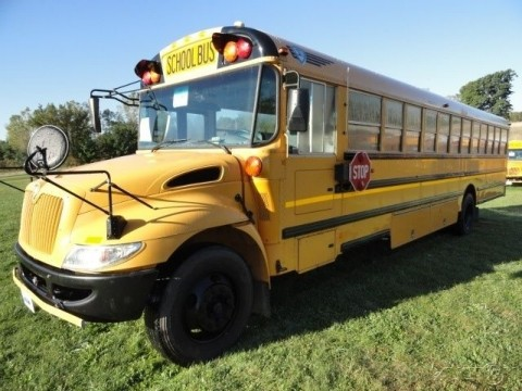 2010 IC CE Used School Bus for sale