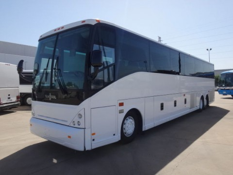 2005 Van Hool 55 Passenger Coach Bus for sale