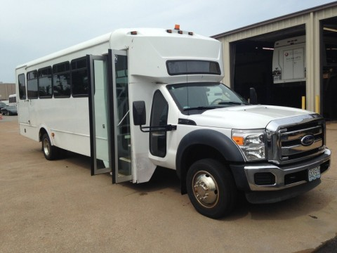 2011 Ford F-550 Bus for sale