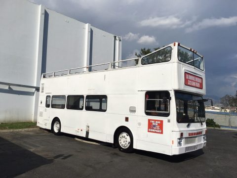 1986 MCW London Metro Double Decker Bus for sale