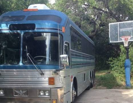 1971 Silver Eagle Model 05 Entertainer Tour Bus / Conversion Motorhome for sale