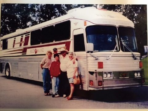 1983 Silver Eagle Bus Conversion for sale
