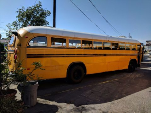 1989 Crown School Bus 78 passenger for sale