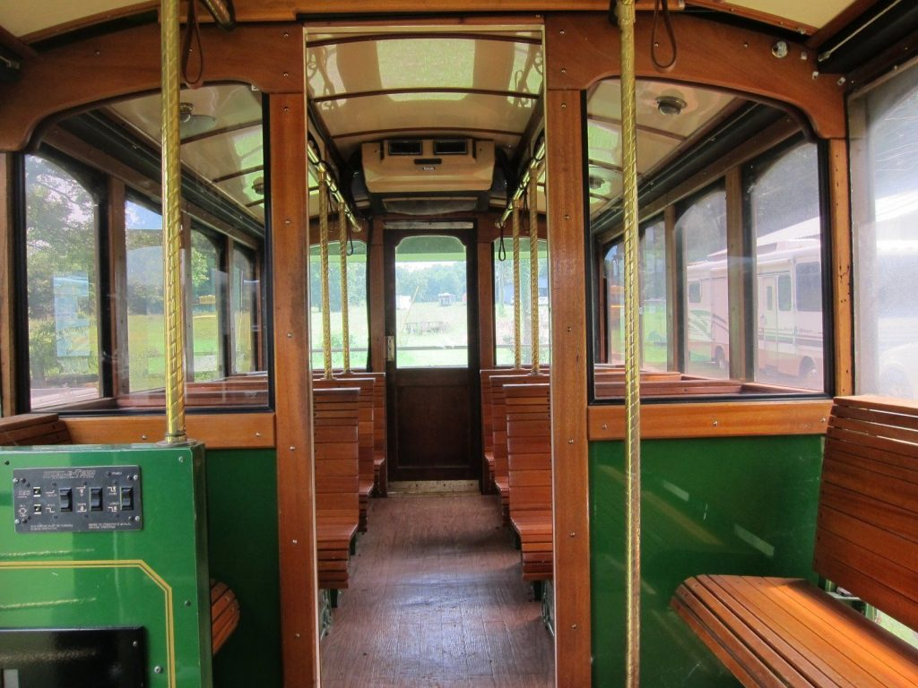 1993 Chance Trolley Bus for sale