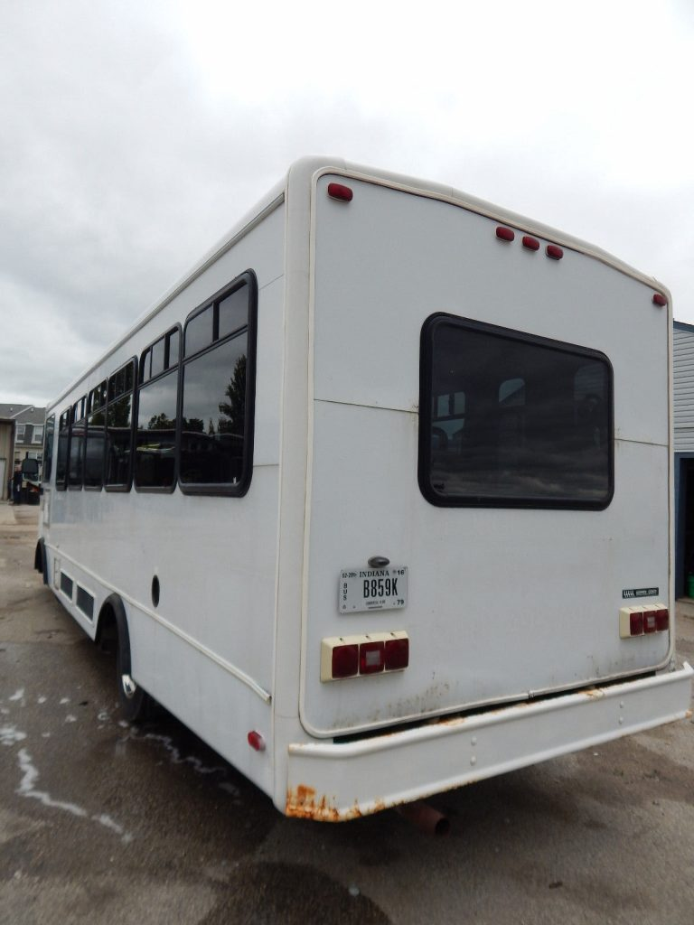 1998 Chevy P30 Goshen Coach For Sale