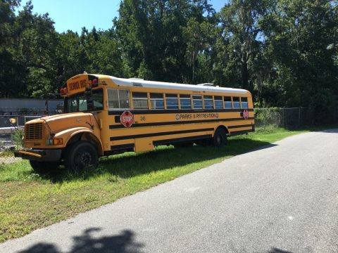 2000 International School bus for sale