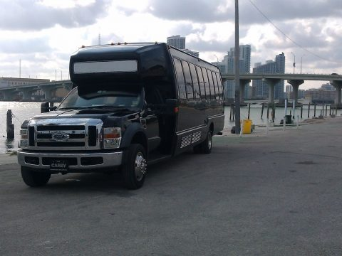 2008 Ford F550 Krystal 28-32 Mini bus for sale