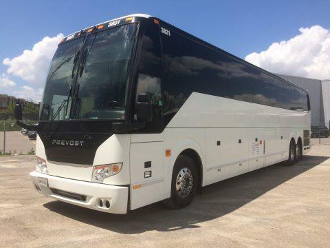 2012 Prevost H3 45 58 Passenger bus for sale