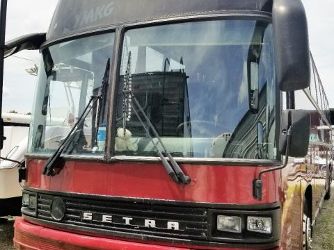 1995 Setra S215 59 Passenger Charter bus with DD Series 60 for sale
