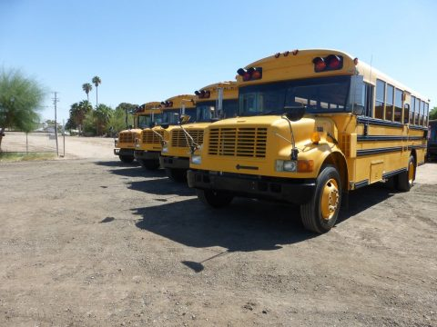 Super Clean 1995 International School Bus for sale