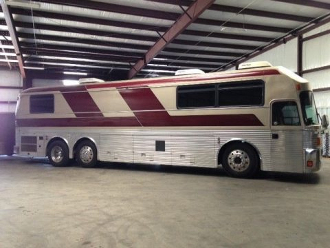 1978 Silver Eagle Model 05 Entertainer/RV for sale