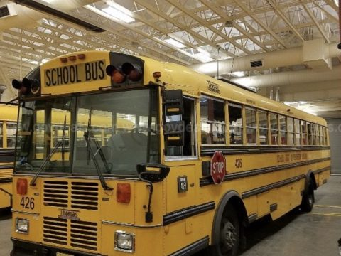 1998 Thomas MVP (front Engine) School Bus for sale