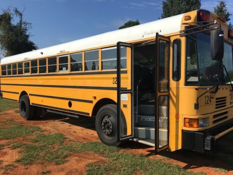 2001 International Genesis School Bus for sale