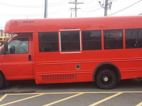 2008 Chevy Midbus, 28 Passenger for sale