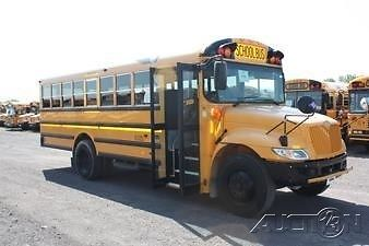 2011 IC CE 47 Passenger Used School Bus for sale