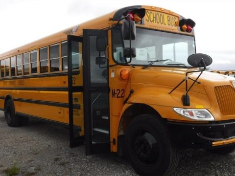School Bus 2016 IC CE for sale