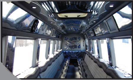 GREAT Dodge Sprinter Limo Bus