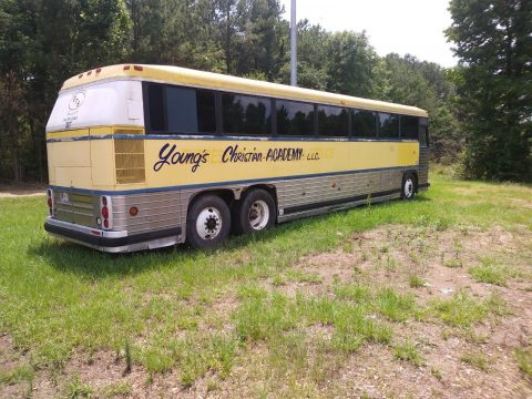 1981 MCI Charter Bus for sale