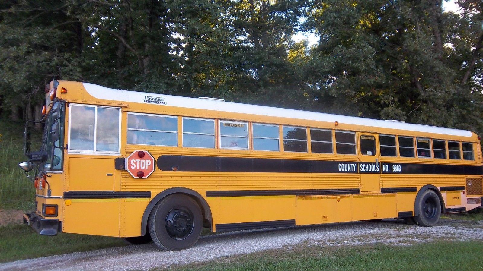 1999 Thomas Saf T Liner School bus for sale