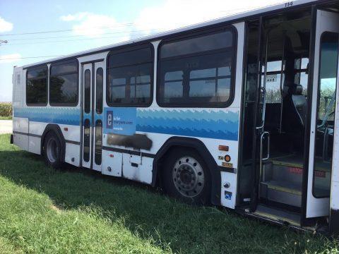 2001 Gillig Shuttle Bus for sale