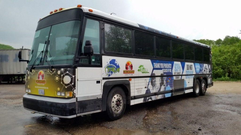 1995 MCI D Model 47 Passenger Coach Charter