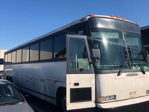 1996 MCI DL charter bus 45 foot 102 inch wide for sale