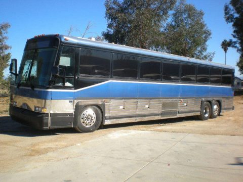 1997 MCI Highway Bus Model DL 4500 for sale