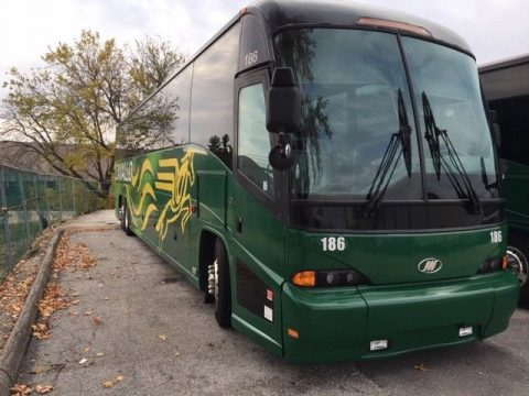 2006 MCI J-4500 56 Passenger for sale