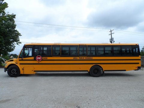 2010 Thomas Freightliner School BUS Cummings Diesel Camper RV for sale