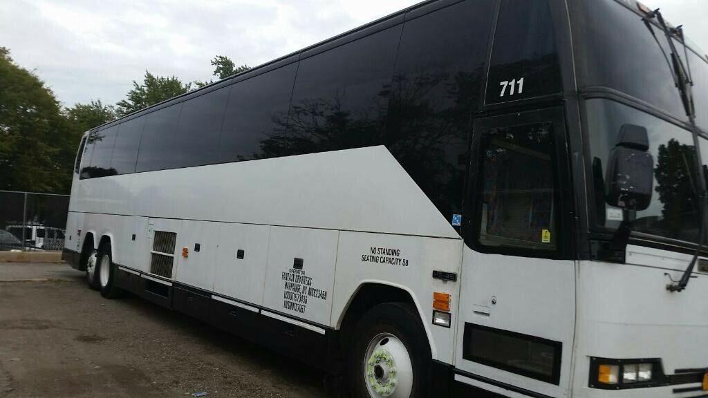 2000 Prevost 58 Passenger bus Charter bus