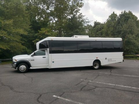2013 Dodge Ram 5500 Charter bus, Church bus, Tour bus for sale