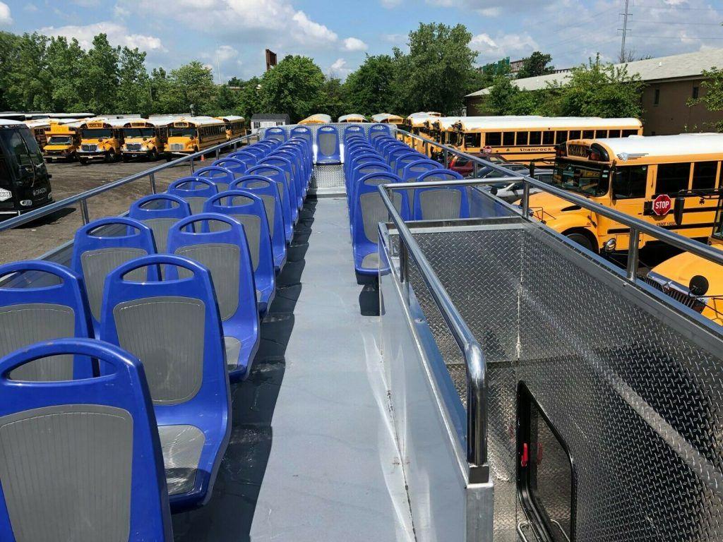 2015 Gillig Double Decker Bus